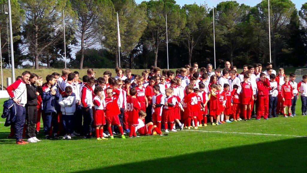 settore giovanile del Fossombrone Calcio